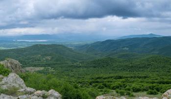 Връх Шейновец гледка от връх Шейновец